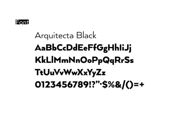 Radiographista font choice
