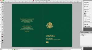 new Mexican passport / Weekly Design Recap